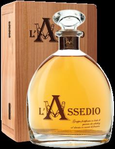 L'Assedio - Aged grappa Villa Laviosa | Brennerei Destillerie Südtirol