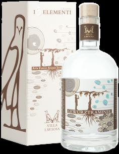 5Elements grappa - Gewürztraminer Villa Laviosa Distilleria Alto Adige