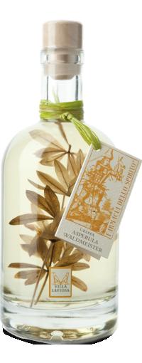 Grappa all'asperula Villa Laviosa Distilleria Alto Adige