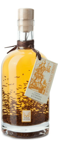 Grappa al cumino Villa Laviosa Distilleria Alto Adige