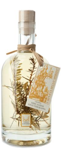 Grappa alle erbe alpine Villa Laviosa | Distilleria Alto Adige