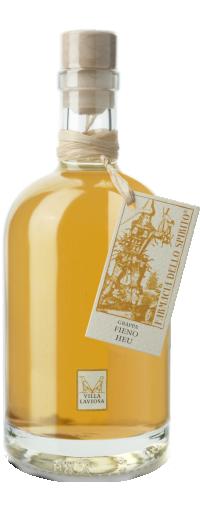 Liquore con Grappa al fieno Villa Laviosa | Distilleria Alto Adige