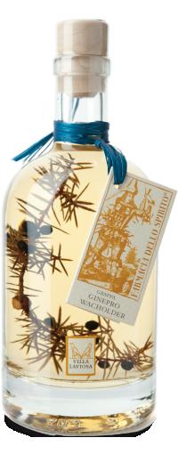 Grappa al ginepro Villa Laviosa | Distilleria Alto Adige