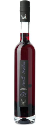 Liquore al mirtillo nero Villa Laviosa | Distilleria Alto Adige