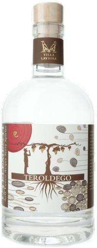 Grappa I5Elementi - Teroldego Villa Laviosa | Distilleria Alto Adige